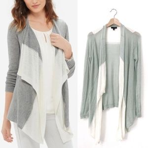Limited Cardigan Sweater Women Small Colorblock Th